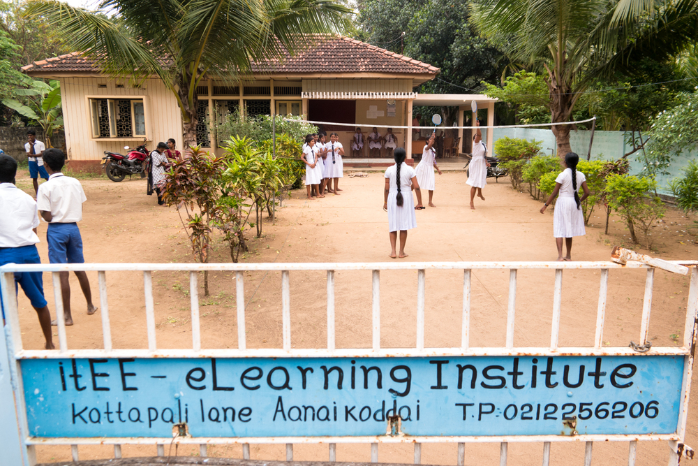SERVE Institute, Nagalingam Ethirveerasingam, Jaffna, Sri Lanka, Wasim Muklashy Photography, Wasim of Nazareth