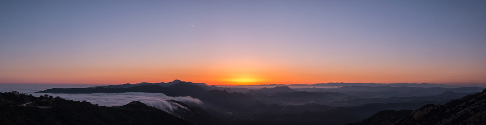 Wasim Muklashy Photography_Pacific Ocean_Sunset_Santa Monica Mountains_California_Samsung NX1_ SAM_4390-Pano_2400px.jpg