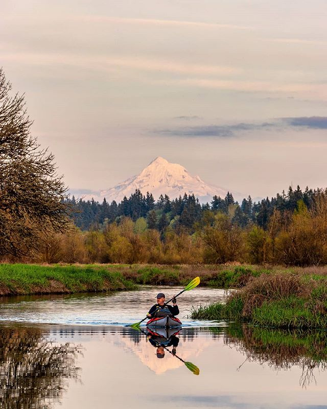 - in tha hood. - a portland oregon zen moment. book 3.  season 1. chapter 47. spring scavenging on sauvie. - www.ByWasim.com - #adventure #beautiful #explore #instadaily #travel #instatravel #trip #zen #washingtonstate #pdxlife #light #spring #boats #rivers #kayak #colors #roadtrip #sunset #sky #clouds #landscape #nature #naturephotography  #reflection #mthood #mthoodterritory