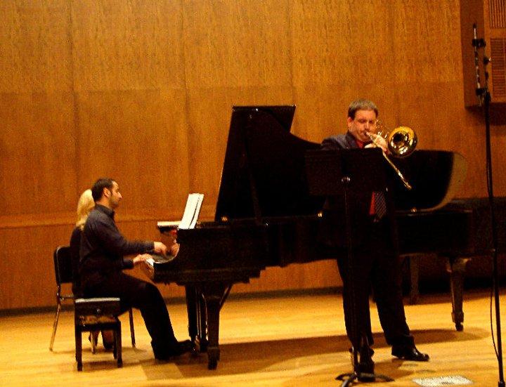 DMA recital w/Aram Arakelyan