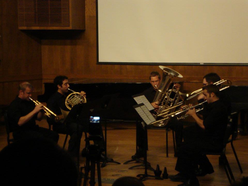 City Limits Brass Quintet