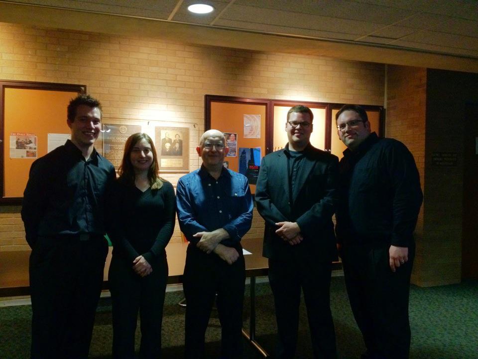 Take Four Trombone Quartet w/ Steven Mead