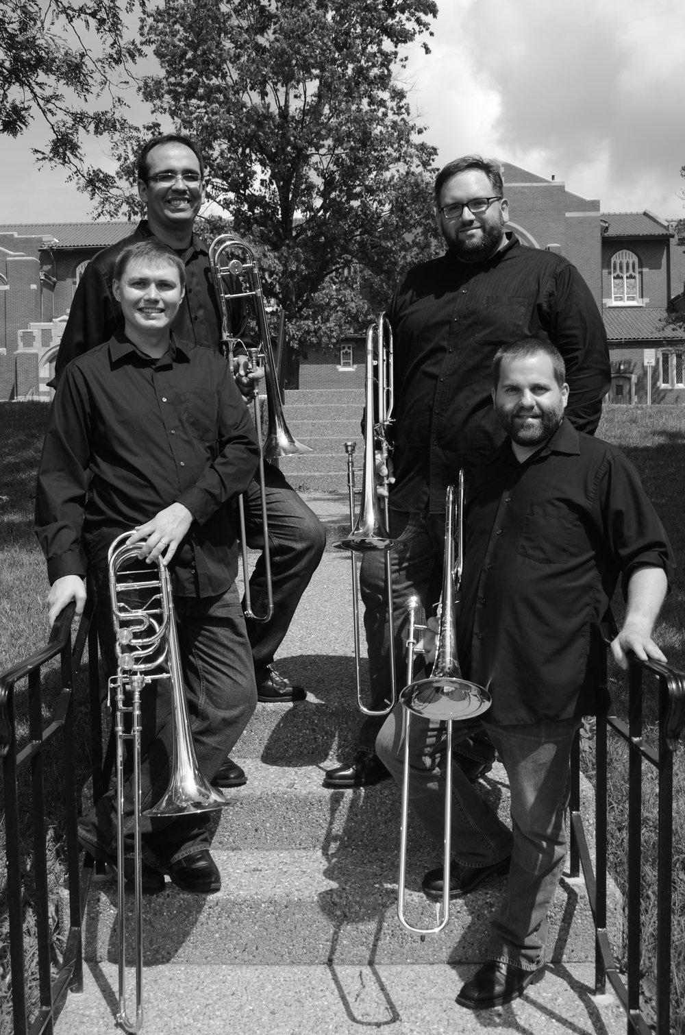 Ohio Trombone Quartet