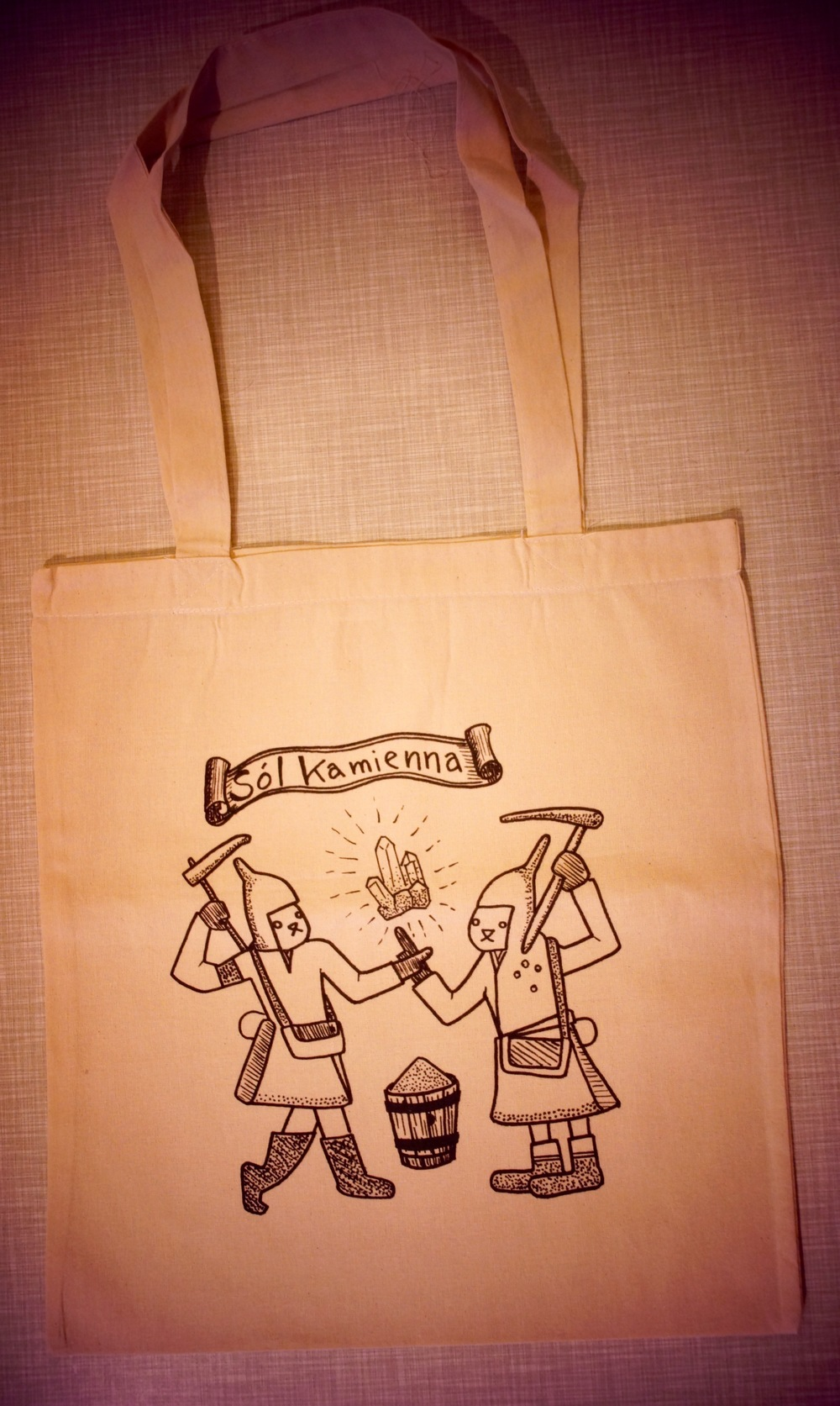 A grocery bag type 2.