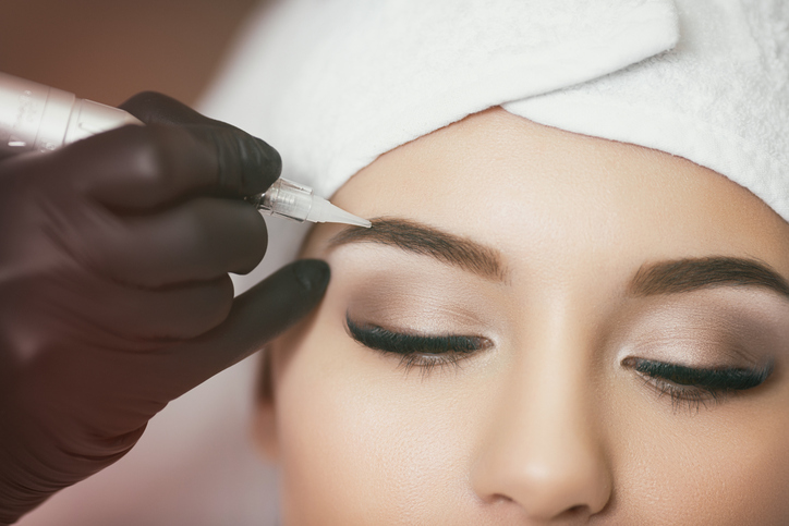 Microblading - Microblading adds definition and fullness to sparse, thin, or light eyebrows so you can wake up to perfectly shaped brows!