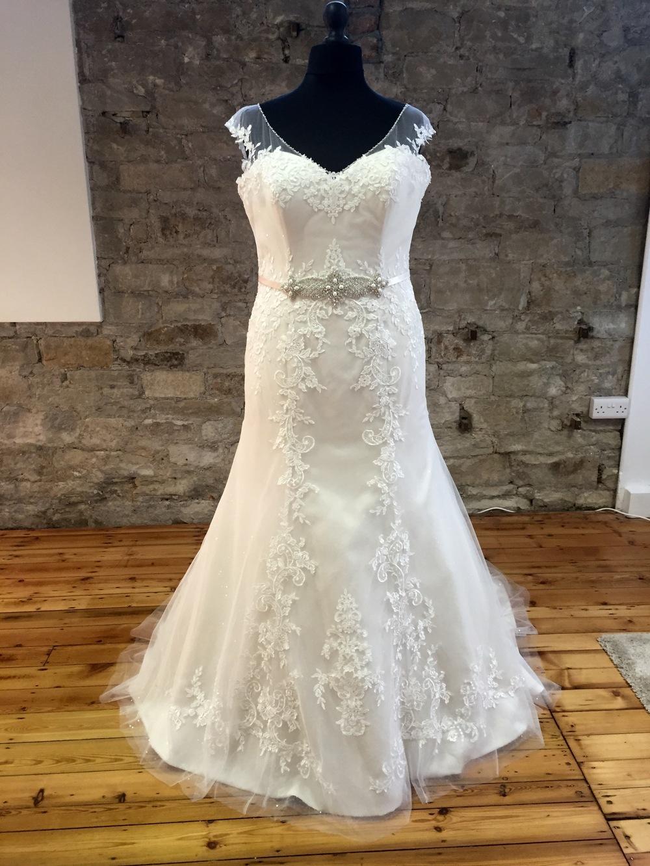 New Ronald Joyce Sample in Store: Wedding Dresses Saltaire - Leeds ...