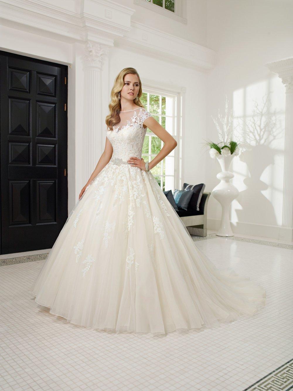 Rosalinda - Ronald Joyce 68017: Wedding Dresses Saltaire - Leeds and ...