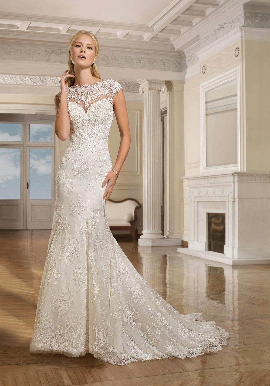 Cosmobella 7886 - Naomi: Wedding Dresses Saltaire - Leeds and Bradford