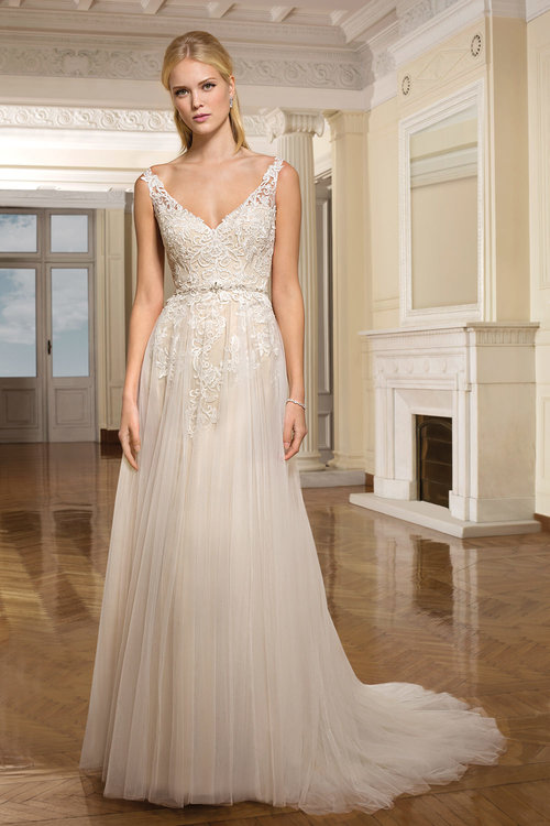 Cosmobella 7920 - Ella: Wedding Dresses Saltaire - Leeds and Bradford