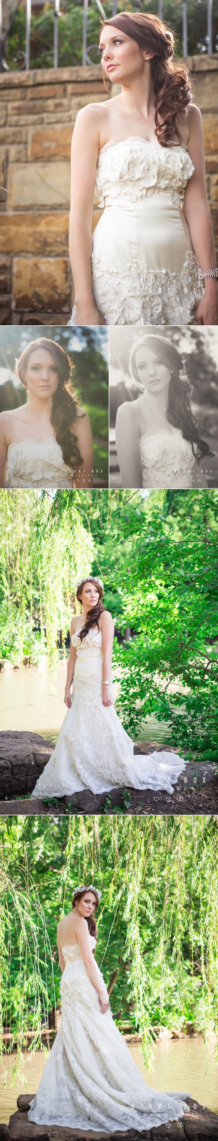 Botanic Gardens Bridal Session