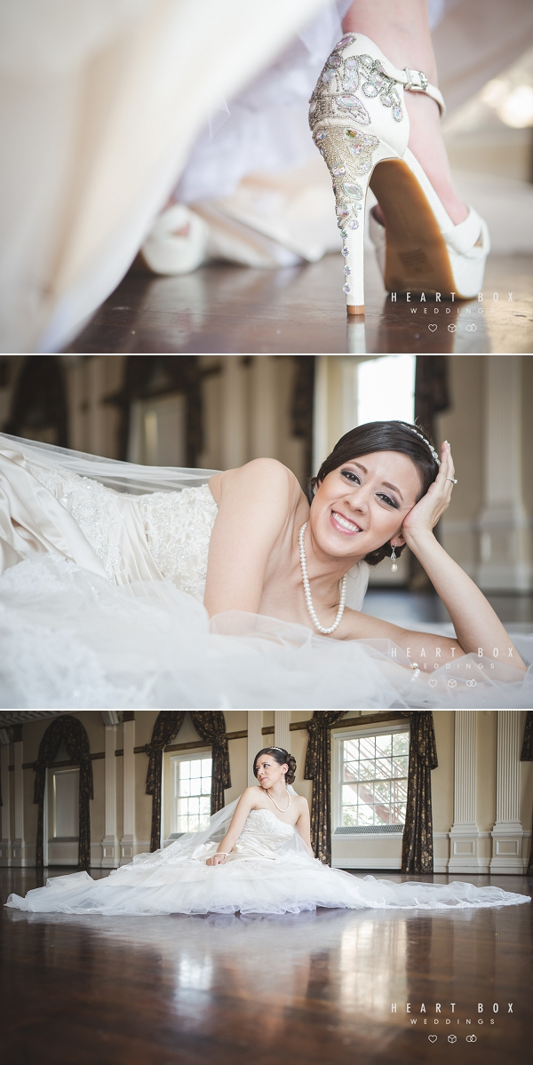 Fort Worth YWCA Bridal Session