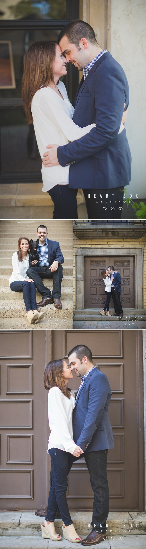 Las Colinas Engagement Photography