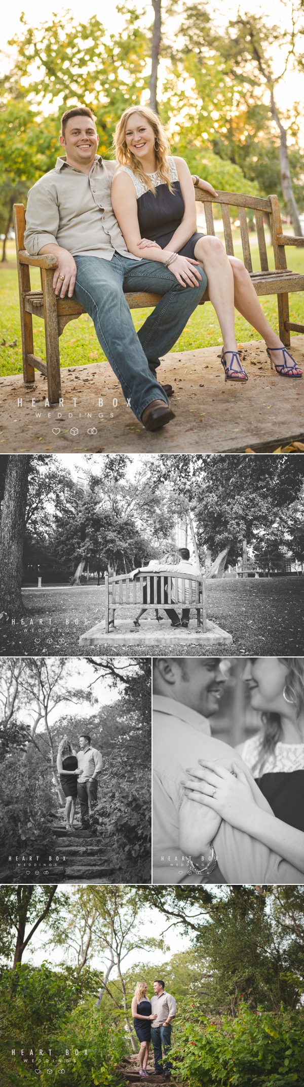 Denton Engagement Photography