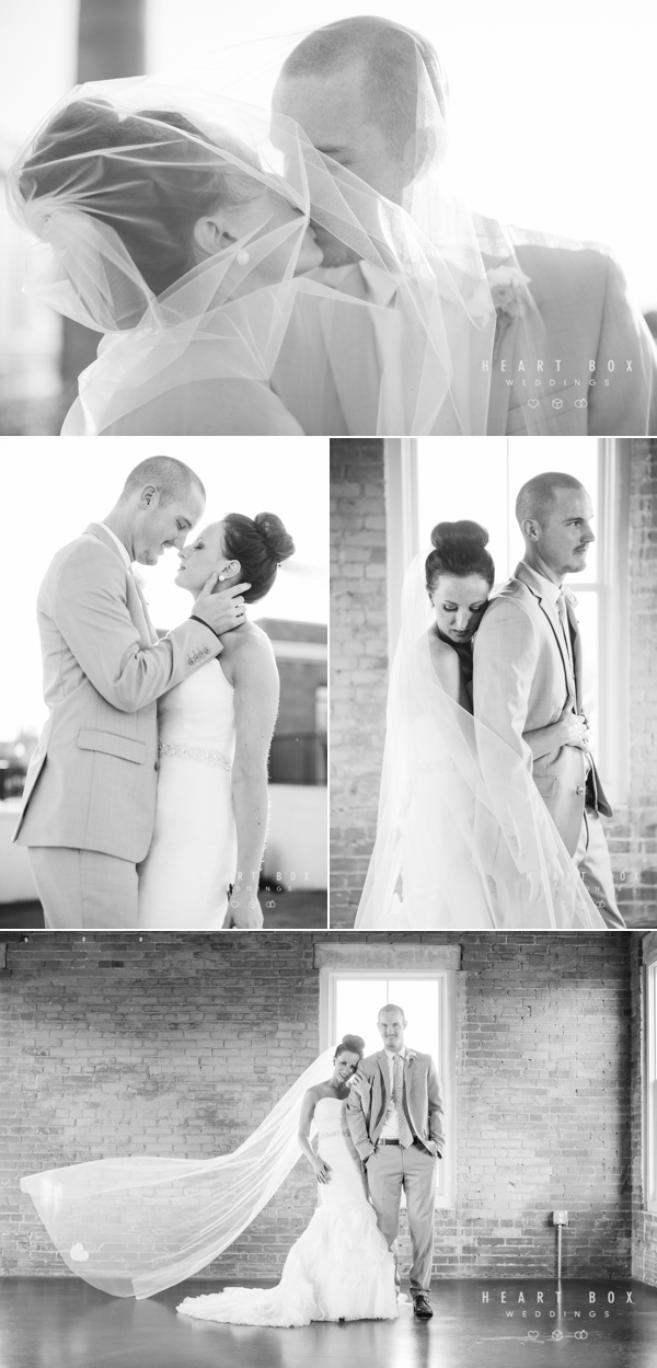White Rock Lake Filter Building Wedding Photography