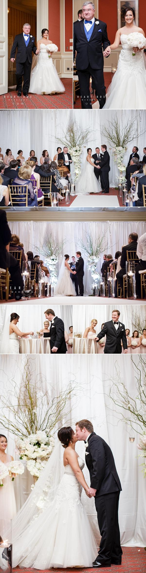 Wedding Photography Fort Worth Club