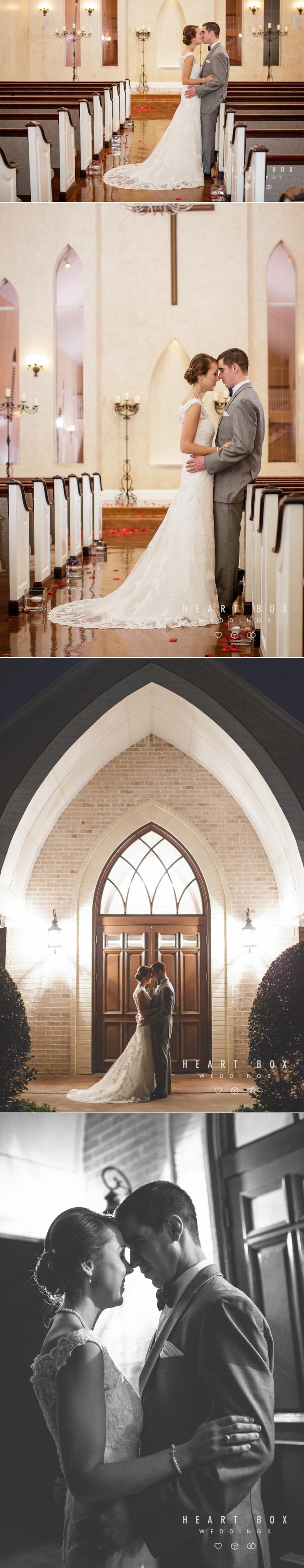 Northeast Wedding Chapel Photography