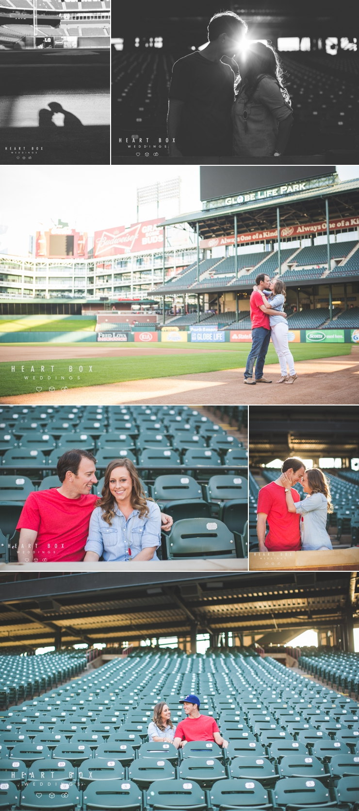 Arlington Engagement Photography
