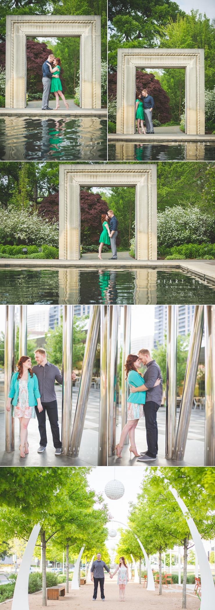 Dallas Engagement Session