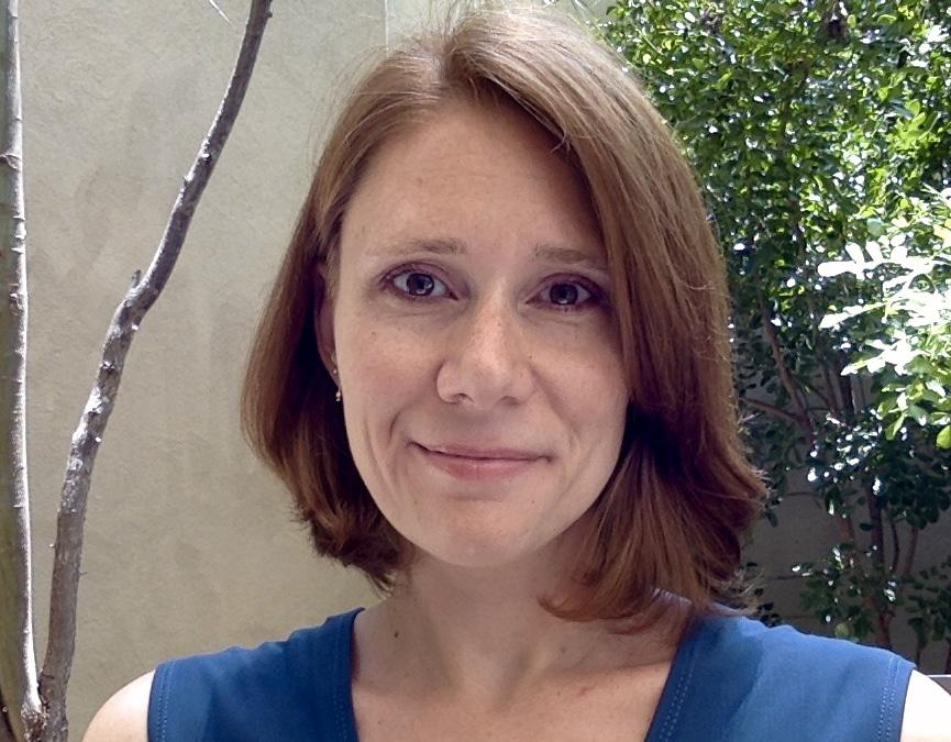 JESSICA MANN- COMMUNICATIONS AND PROGRAMS COORDINATOR