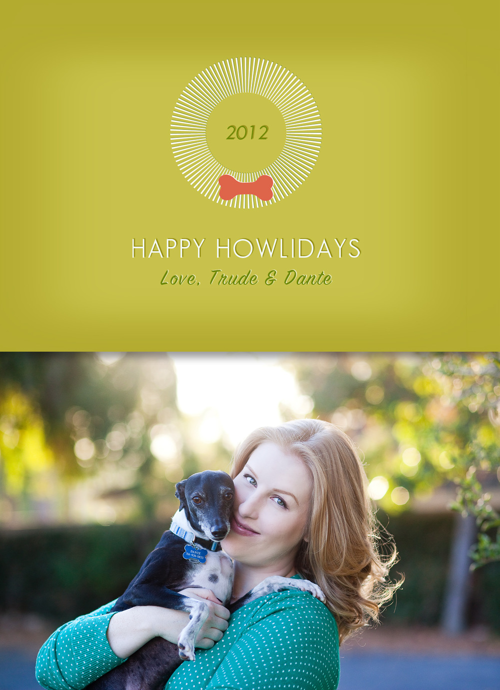Ellingsen Photography Holiday Christmas Card 2012