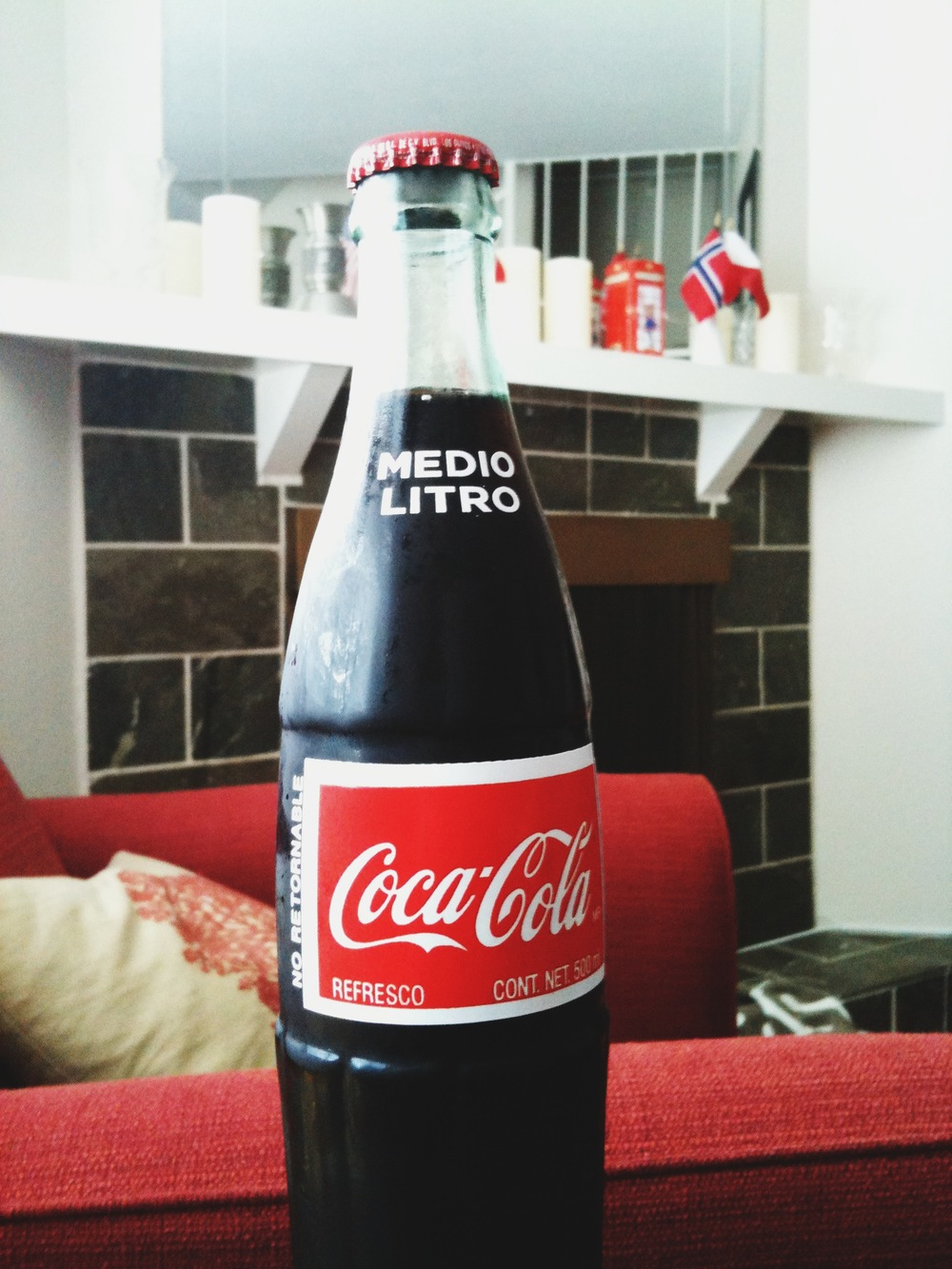 Ellingsen Photography Mexican Coke Bottle