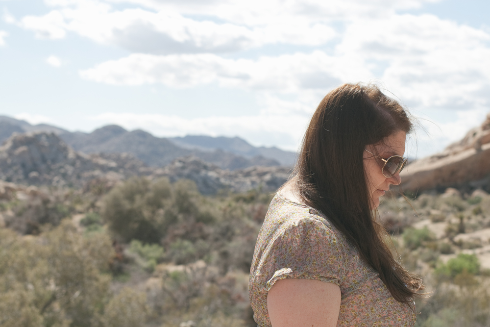 Ellingsen Photography Mindy in Joshua Tree