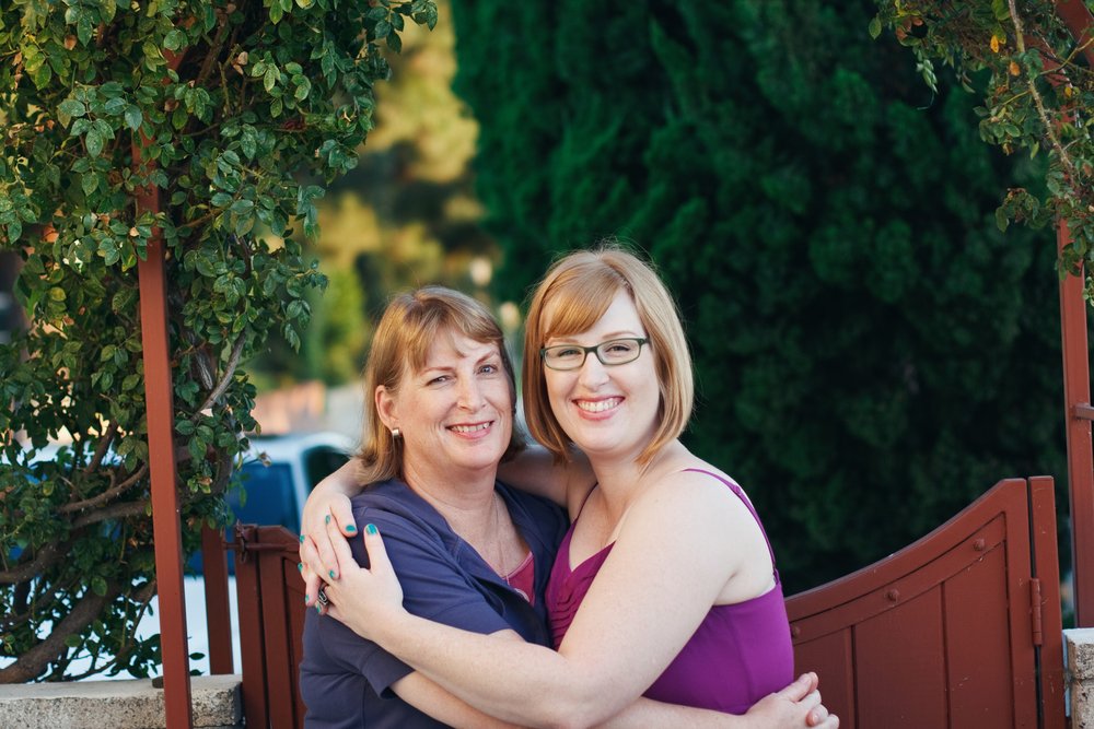 Ellingsen Photography Me and Mama August 2011