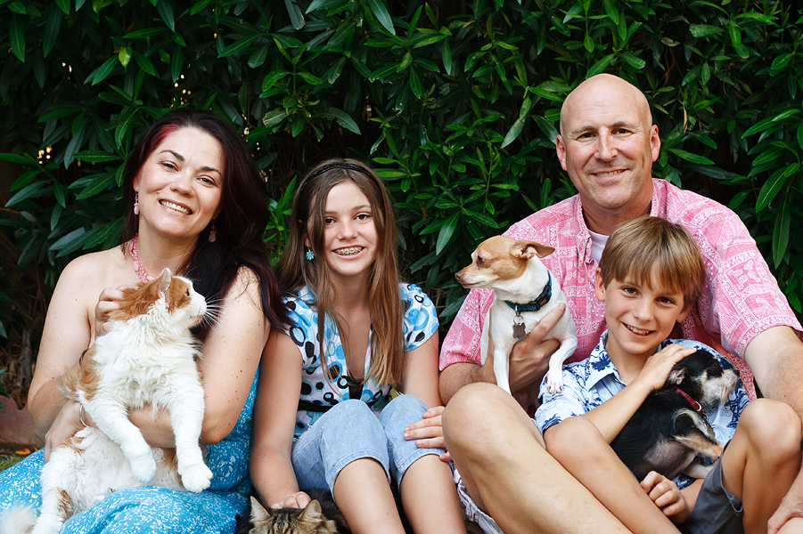 Ellingsen Photography Family Long Beach Los Angeles Pets Kids Petography