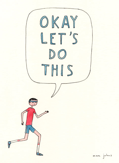 Marc Johns Okay Lets Do This