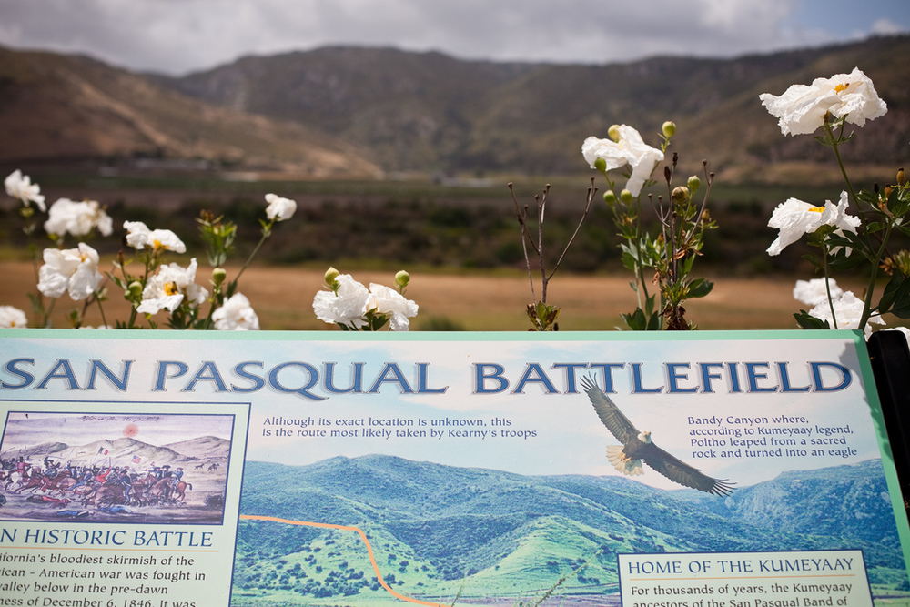 Ellingsen Photography San Pasqual Battlefield State Historic Park California