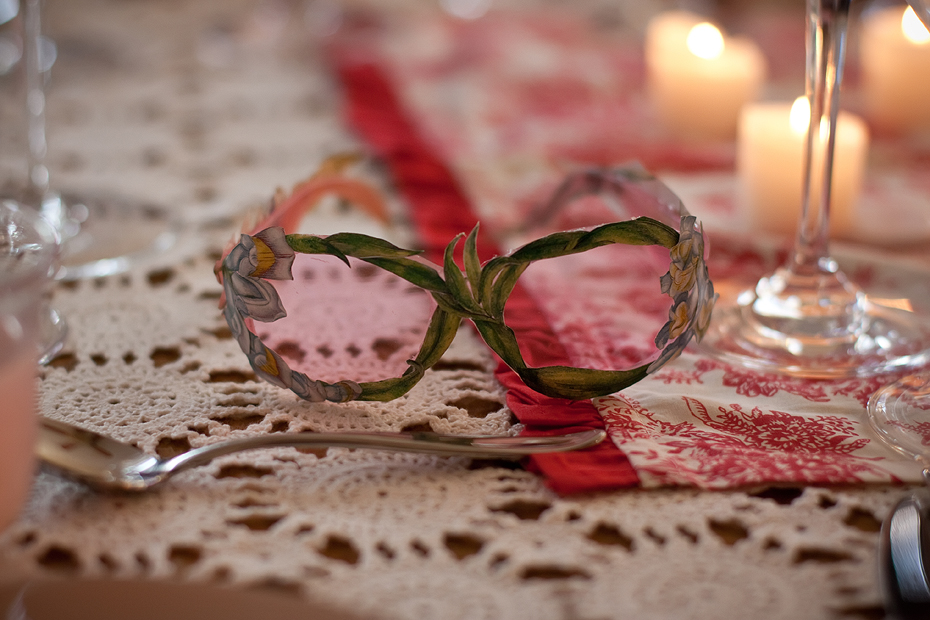 Ellingsen Photography Rose Colored Glasses Dinner Party