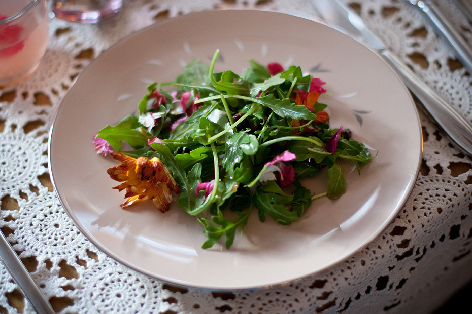 Ellingsen Photography Rose Colored Glasses Dinner Party-Salad