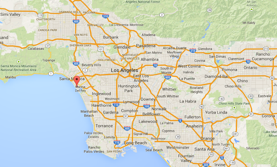 Serving 100 Locations in LA!