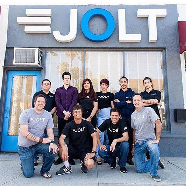 Flashback Friday! Here's our stunning crew from back in the day - of course we have added (and subtracted) since 2015 - but look at us 🤩 #fbf #fooddelivery #firstchoiceinfooddelivery #jolt #gojolt #wedeliver