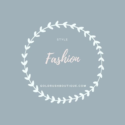 Style says who you are without saying a word. We have the best selection of fashion jewelry to enhance your style.  Shop www.GoldRushBoutique.com