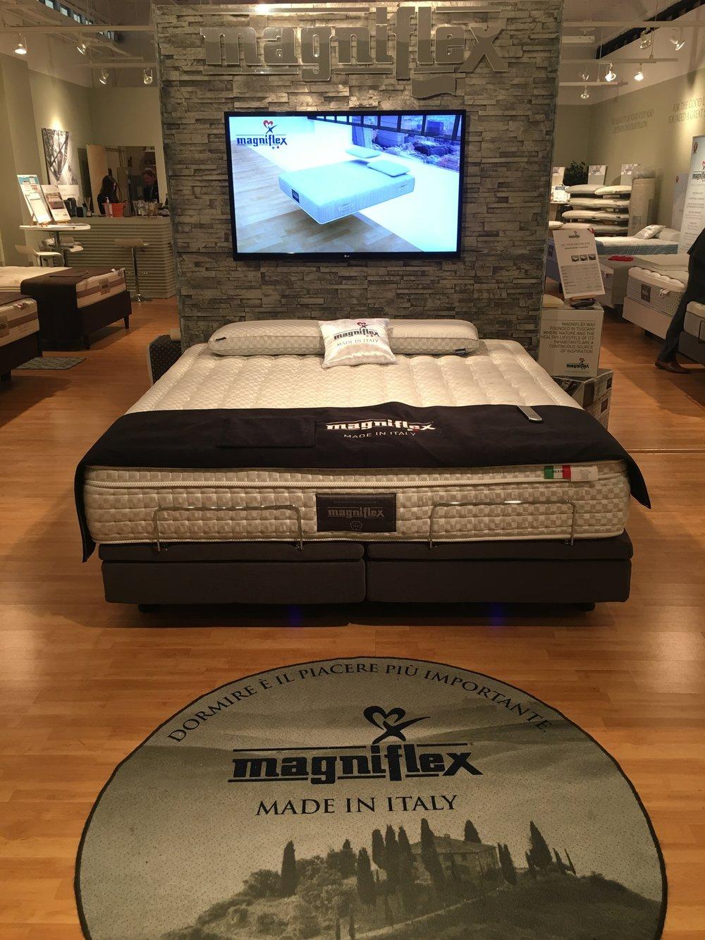 Magniflex Showroom
