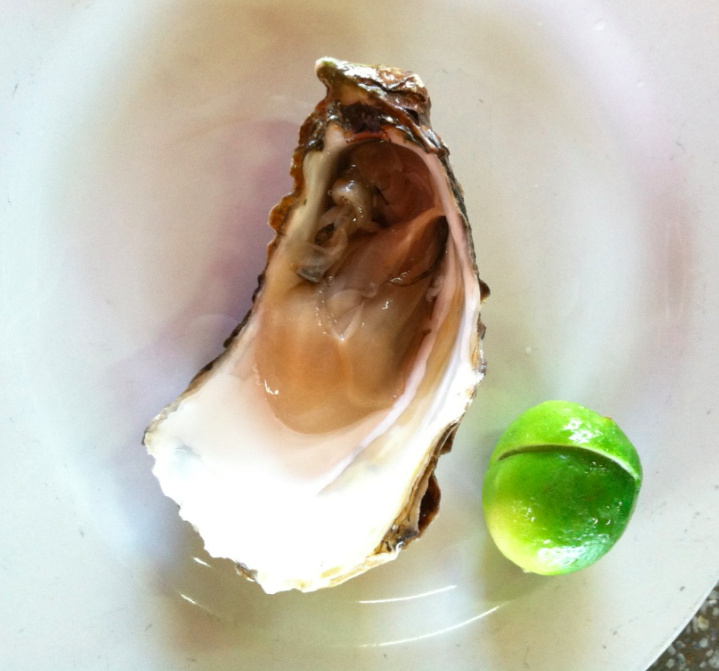 Shucked, scrambled, and rinsed. Magdalena Bay  gigs  in La Paz, B.C.S.