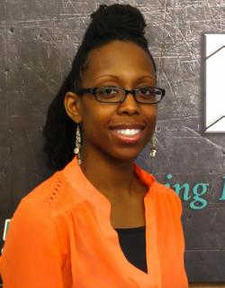 Ebony Robinson Director of Ministries