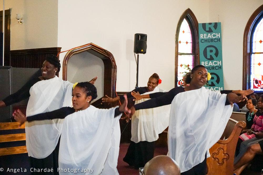 Praise Dance -
