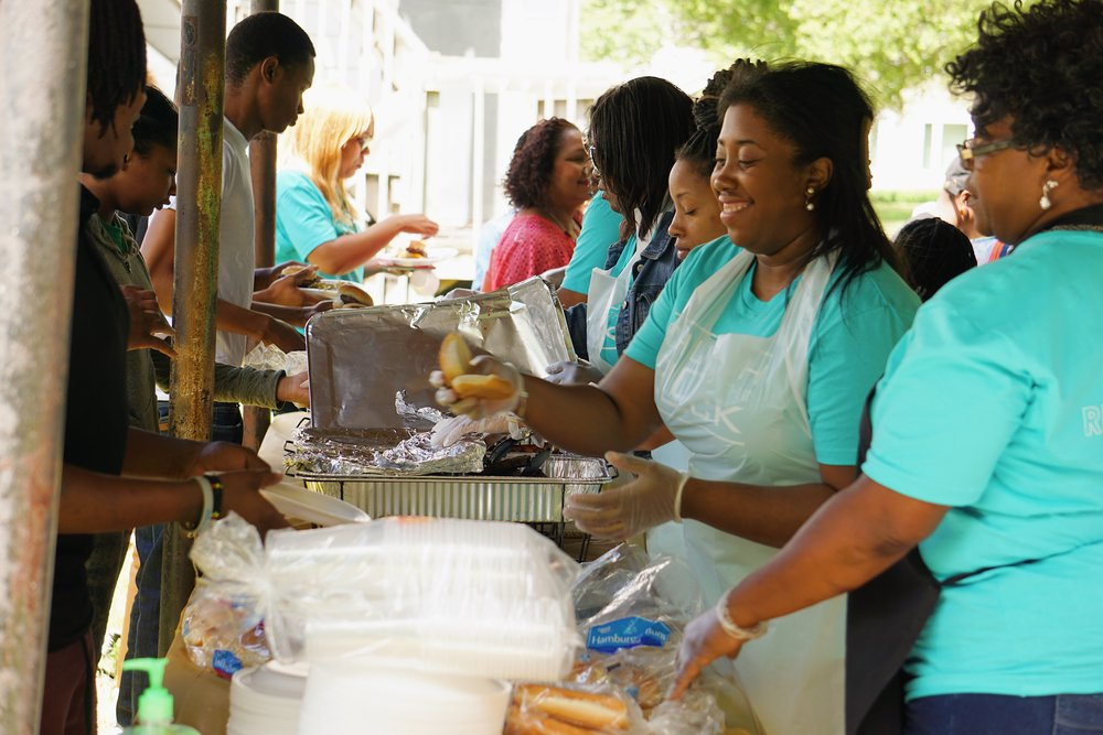Food Service Ministry -