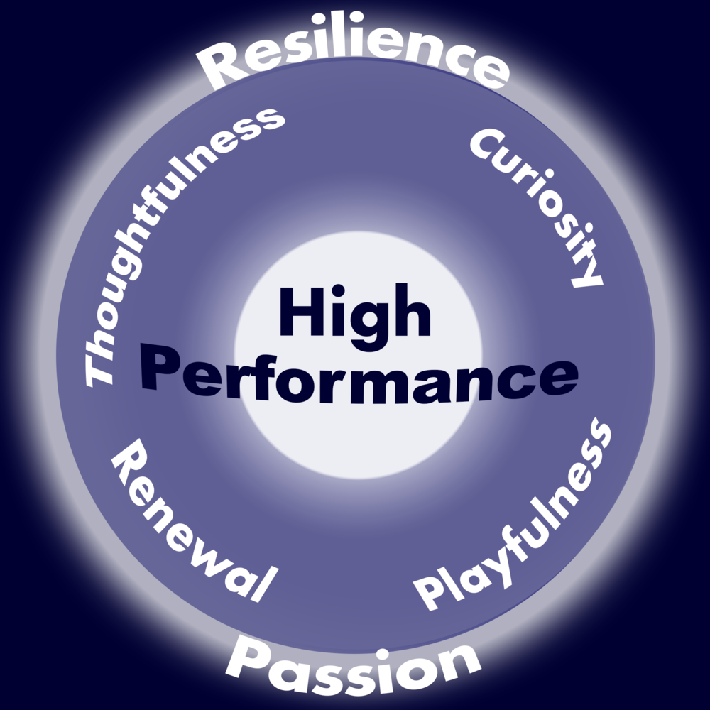 "In the series of scenes we call life, you need resilience, strength, and creativity. Limited performance choices limit YOU. Where do you go to strengthen these performance ""muscles""?"