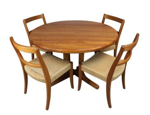 Danish Teak Table Set