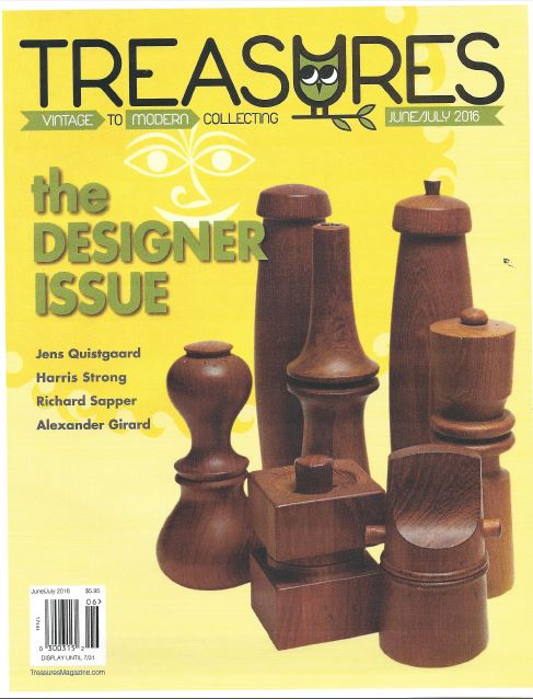 Treasures Magazine