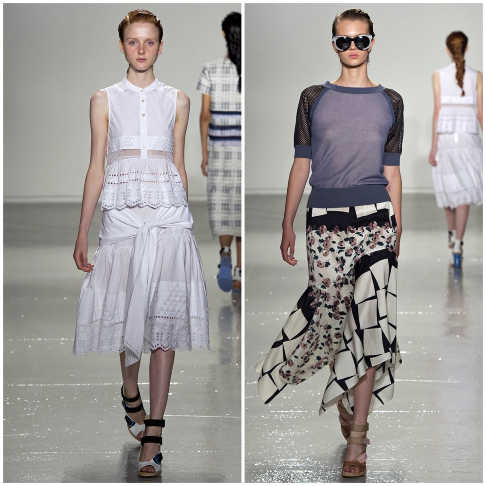 Suno Spring 15. These pieces are in-store now.