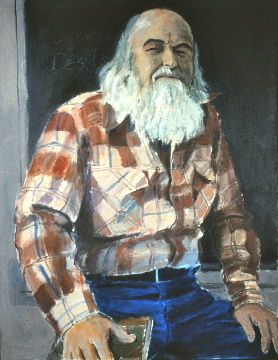 Wayne Holmes Portrait