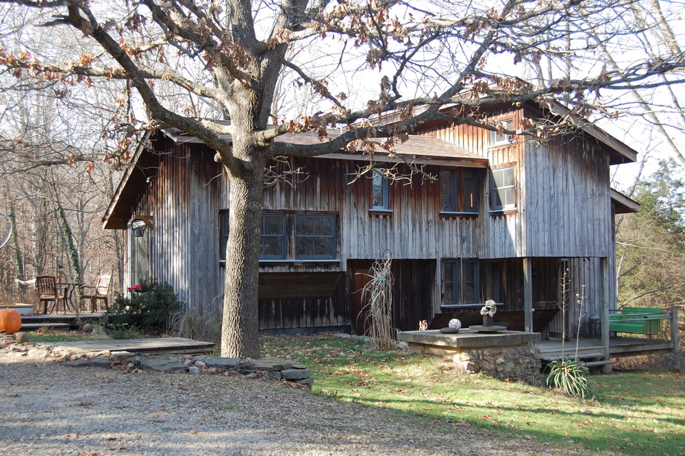 Parker House, Highlandville, MO