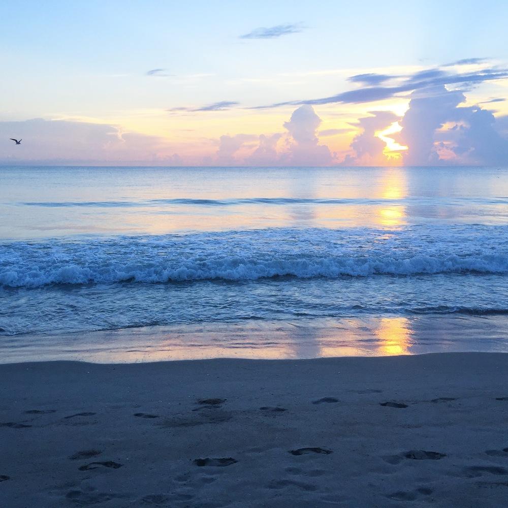 Hutchinson Island: Jenson Beach, FL.