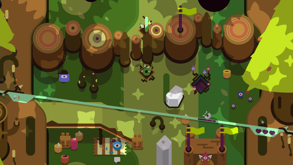 Tumbleseed in action