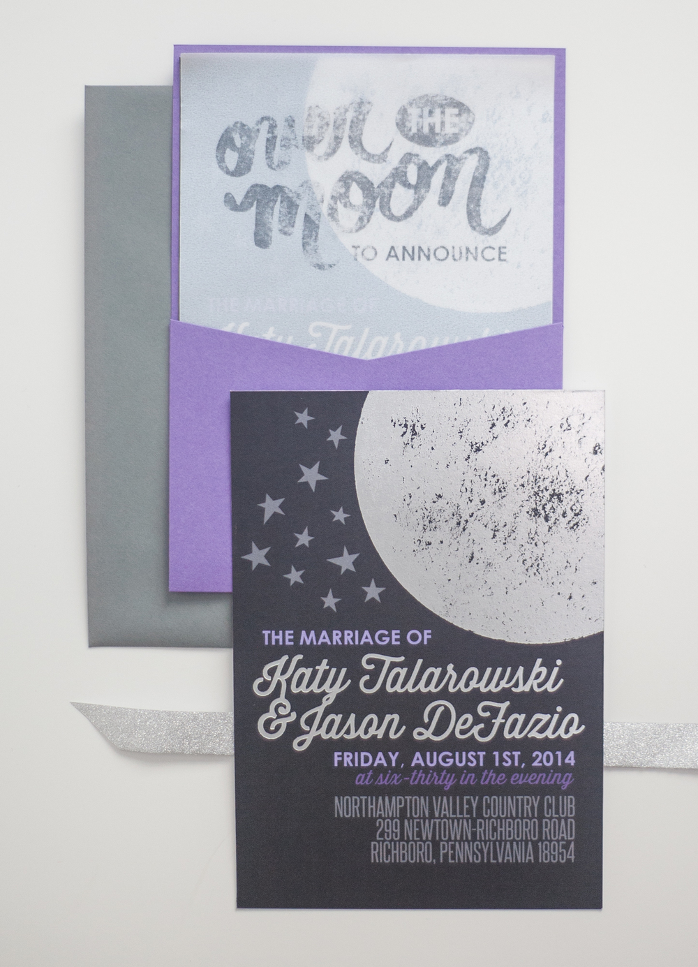 KATY + JASON'S WEDDING SUITE, 2014.