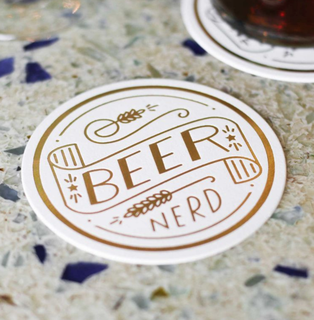 coasters by Easy Tiger